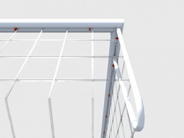 инструкция по сборке ворот футбольных - фото 3